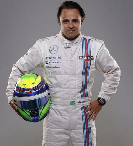 felipe massa williams