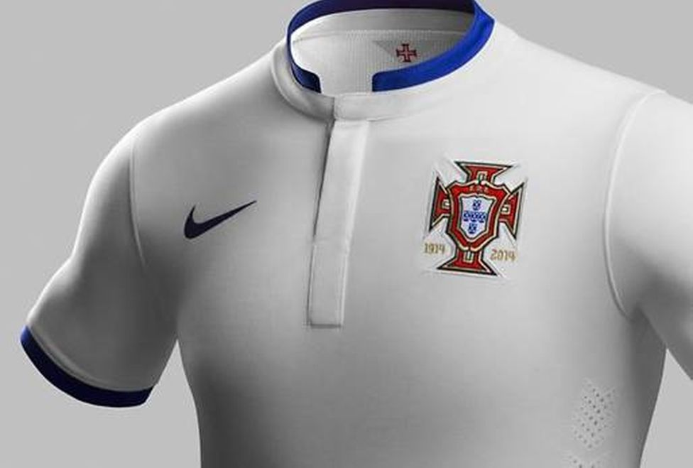uniforme reserva portugal