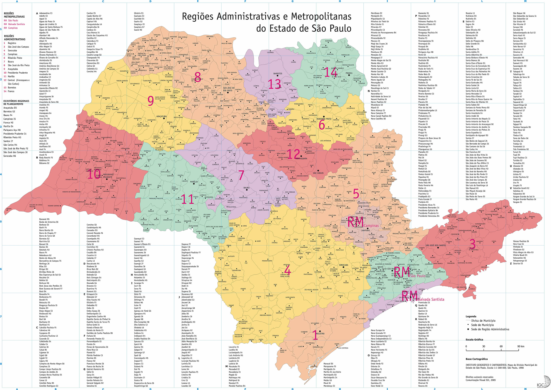 Mapas e Imagens Satélite GUARULHOS SP | Mapa São Paulo