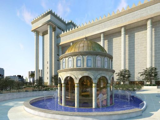 Templo de Salomão – conheça a nova sede da Igreja UniversalMinuto Ligado