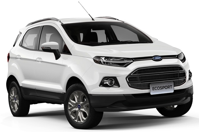 EcoSport Ford nova