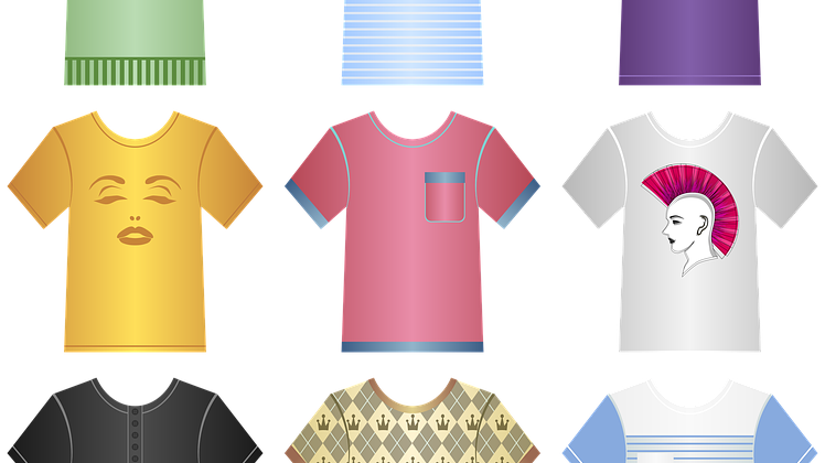 f3896750d9 Conheça 3 tipos de tecidos para sua camiseta personalizada