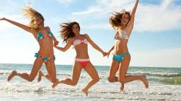 Chegou o verão, a época mais amada pelos brasileiros e é hora de tirarmos os biquínis da gaveta e irmos para praia.