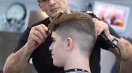 Qual a frequência ideal para cortar cabelo masculino
