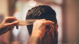 Tendência: luzes em cabelo masculino