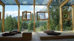 Projetos de arquitetura com vidro